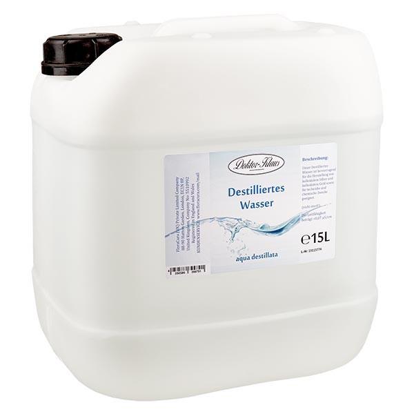 Destilliertes Wasser 15l