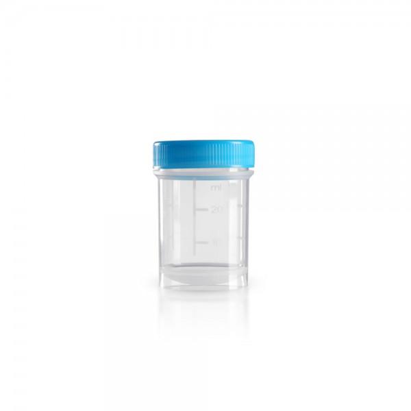 35 ml Kunststoffdose (Pathogefäß)