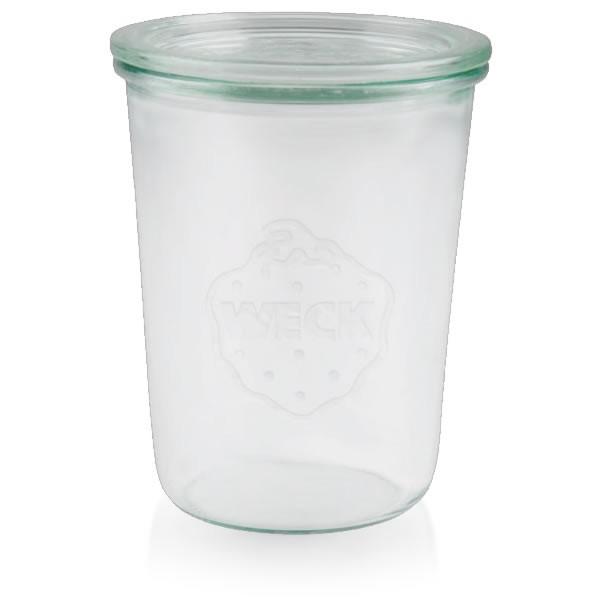 Weckglas - Unterteil 850ml + Deckel
