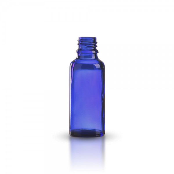 Blauglas Tropfflasche 30 ml