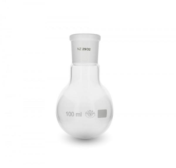 Rundkolben 100 ml NS 29/32 ISO 4797