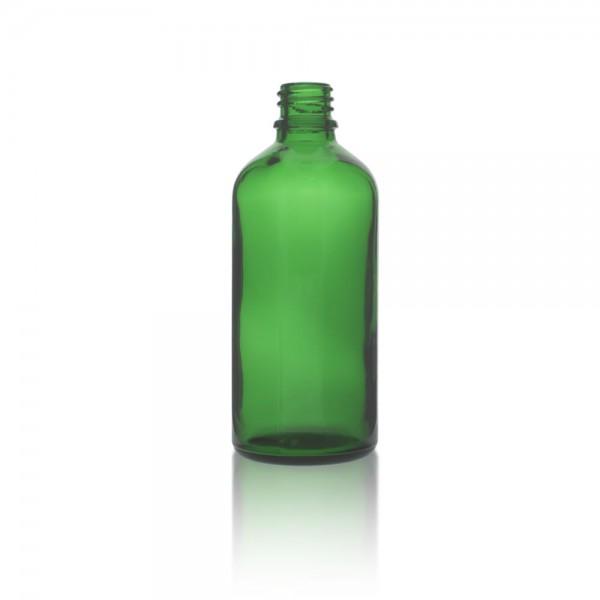 Grüne Tropfflasche 100 ml
