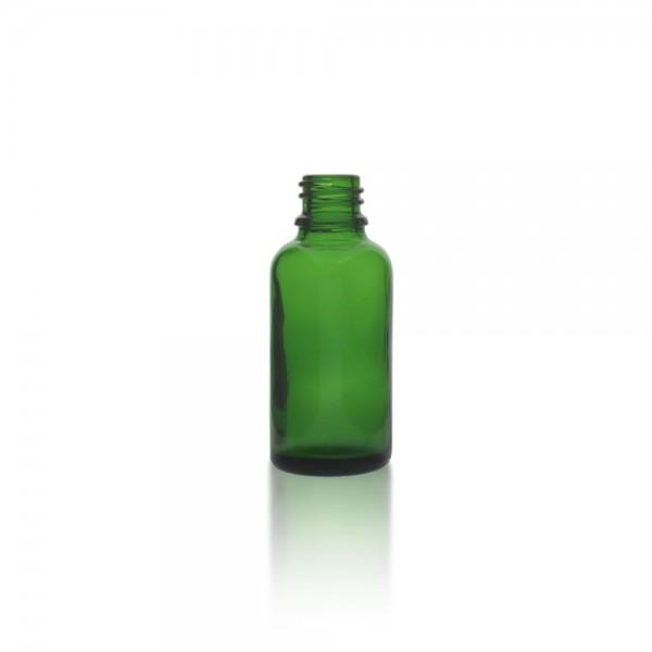 Grüne Tropfflasche 30 ml