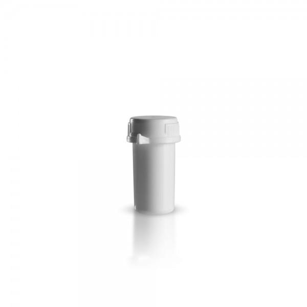 20ml Schraubdose mit Originalitätsverschluss weiß