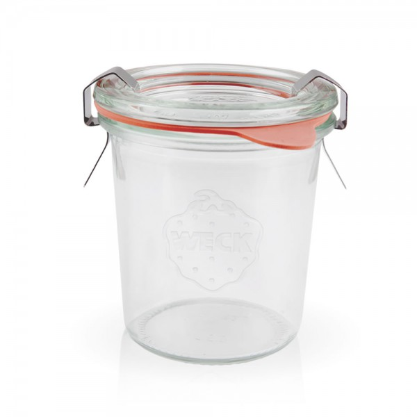 Weckglas - Einmachglas 140ml komplett