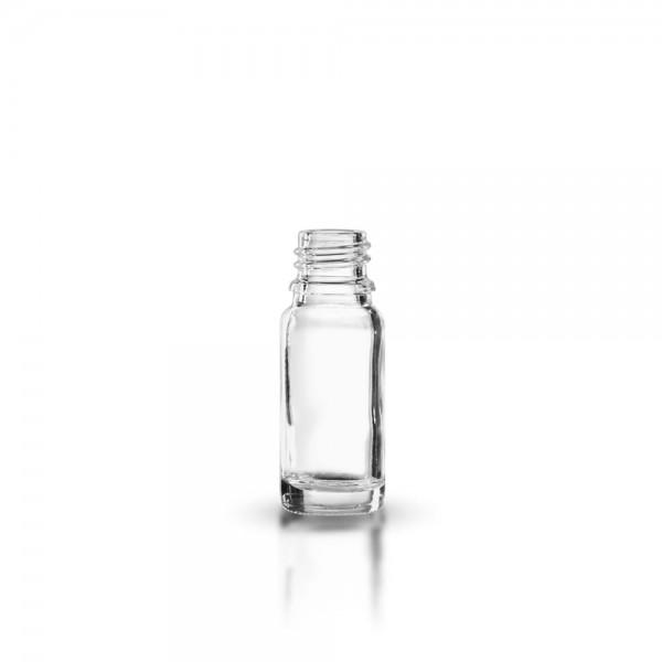 Klarglas Tropfflasche 10 ml