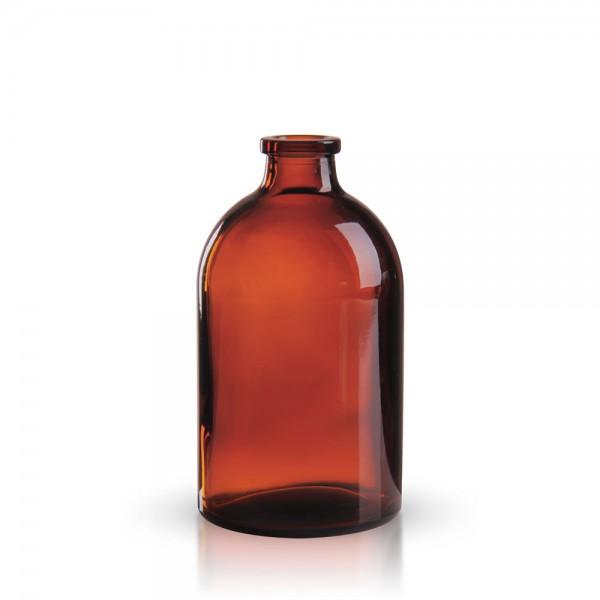 Injektionsflasche Braunglas 100ml