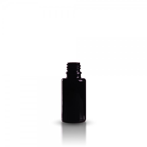 Violettglas Tropfflasche 20ml