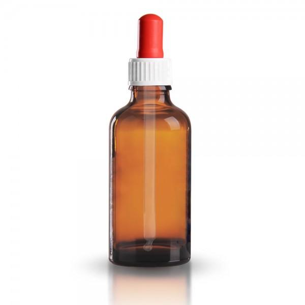 Braunglas Pipettenflasche 50ml