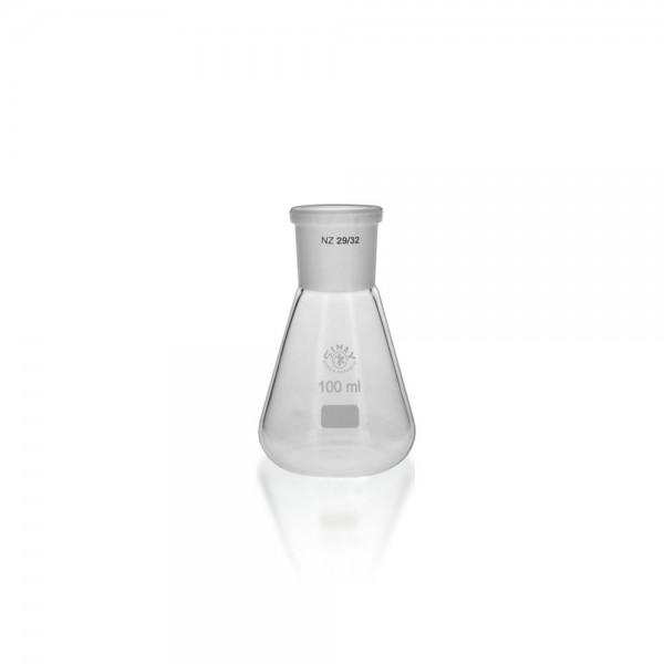 Erlenmeyerkolben 100 ml NS 29/32 ISO 4797