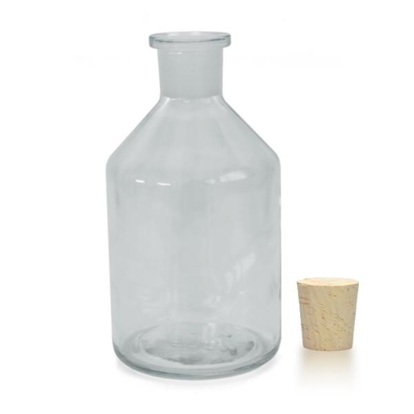 500 ml Steilbrustflasche EH inkl. Korken KG