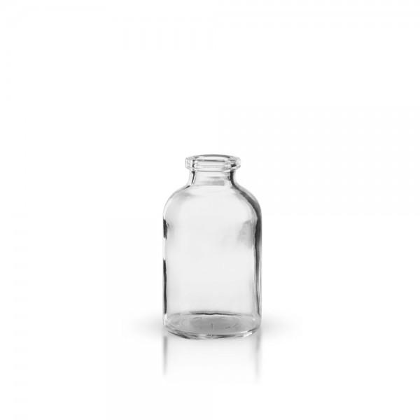 Injektionsflasche Klarglas 30ml