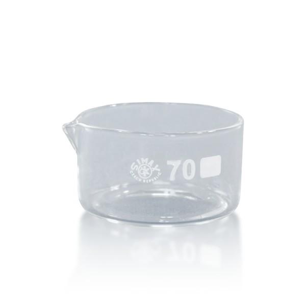 100 ml Kristallisierschale DIN 12338 MA