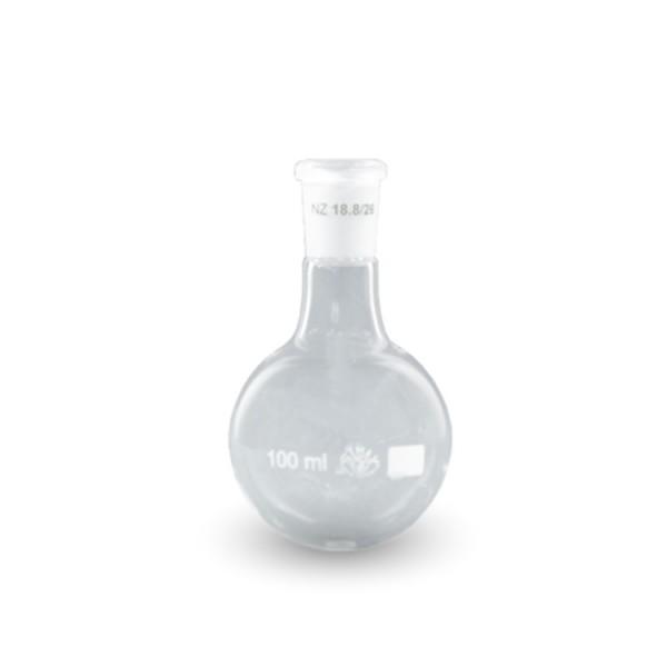 Rundkolben 100 ml NS 19/26 ISO 4797