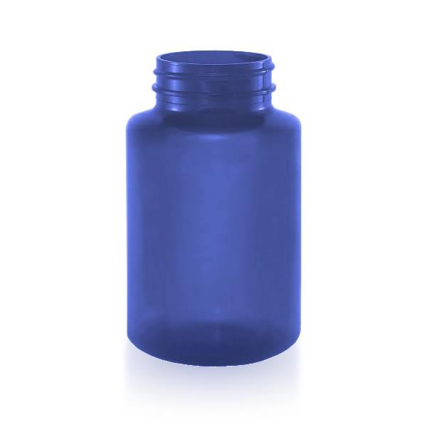 PET Packer 250 ml blau EH