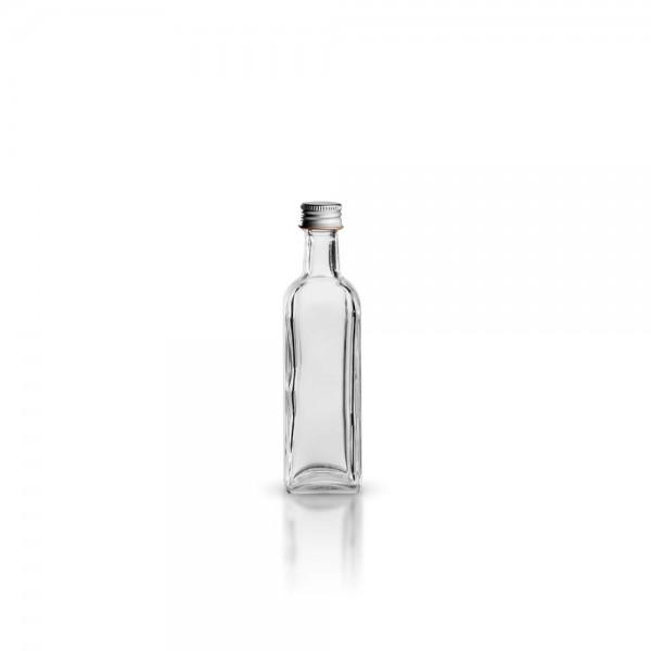 60 ml Klarglasflasche für Flüssigkeiten