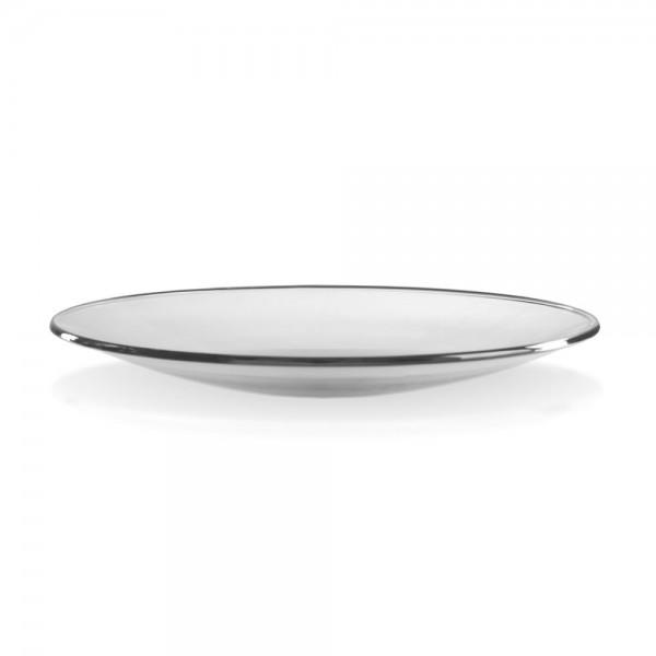 Uhrglasschale 100mm aus Borosilikatglas