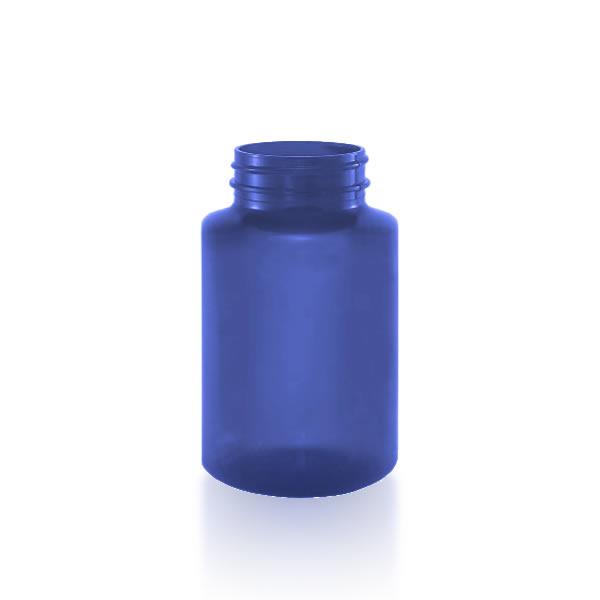 pet packer 100 ml blau eh blaue pet packer pet packer kunststoffbeh lter gt good s trade. Black Bedroom Furniture Sets. Home Design Ideas