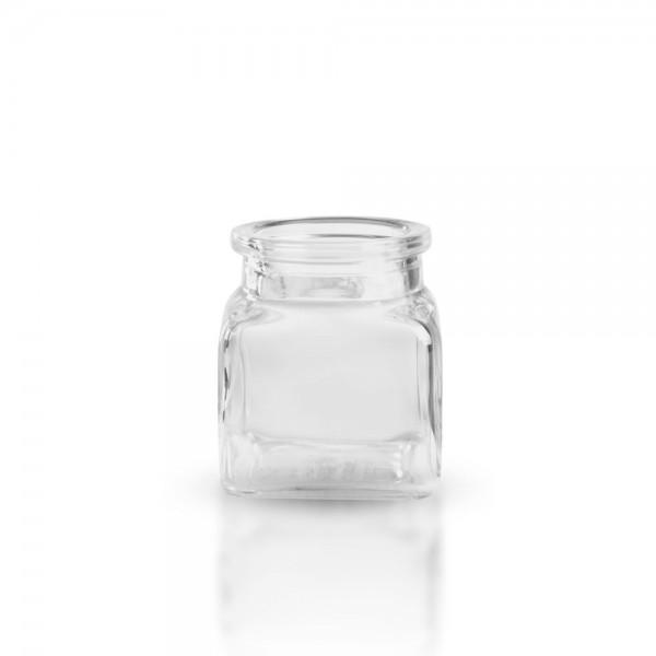 Korkenglas Quadratus 120ml
