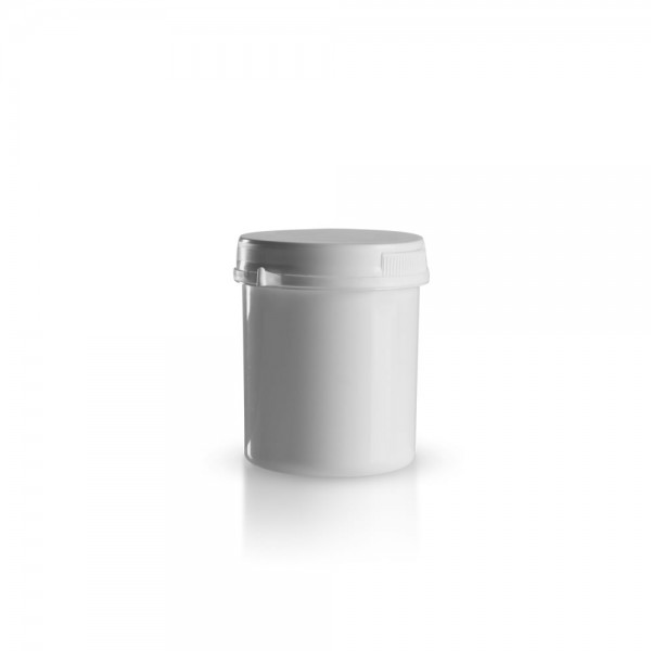180ml Schraubdose mit Originalitätsverschluss weiß