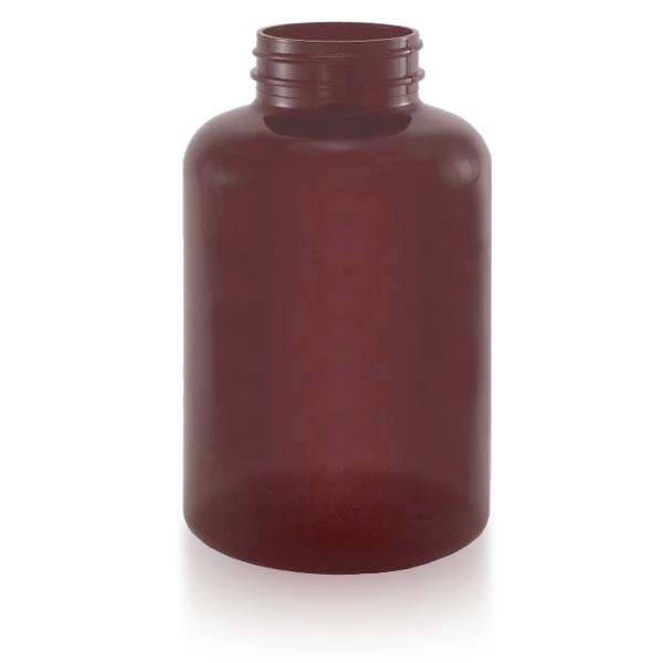 PET Packer 500 ml braun EH