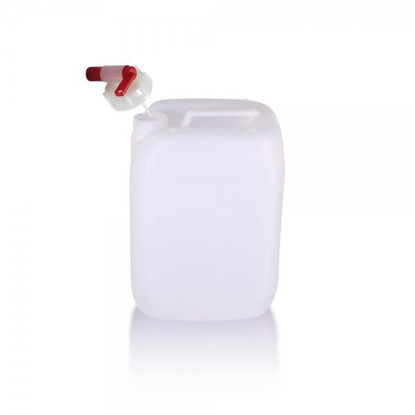 Wasserkanister 10l mit Auslaufhahn, UN-Zulassung