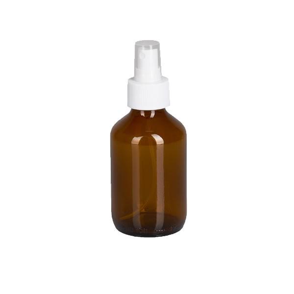 150ml Euro-Medizinflasche mit Zerstäuber weiß