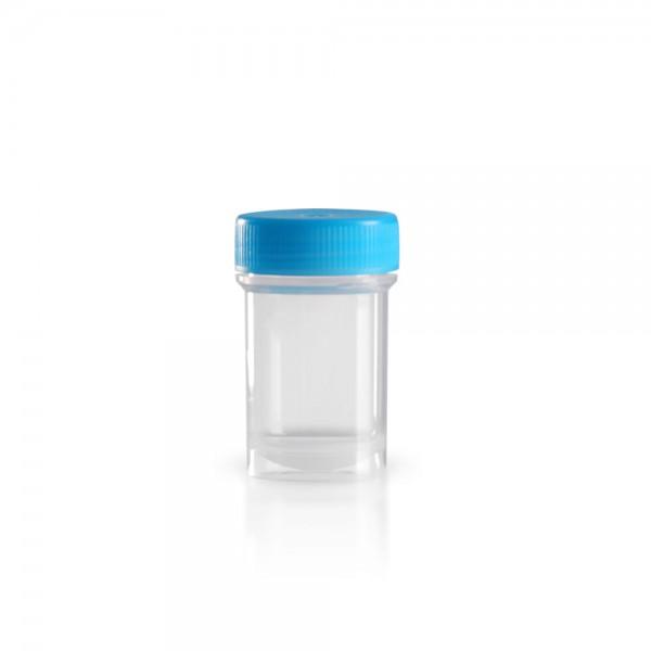 20 ml Kunststoffdose (Pathogefäß)
