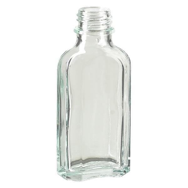 Meplatflasche klar 50ml