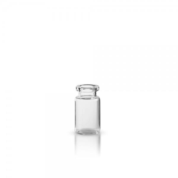 Injektionsflasche Klarglas 5 ml
