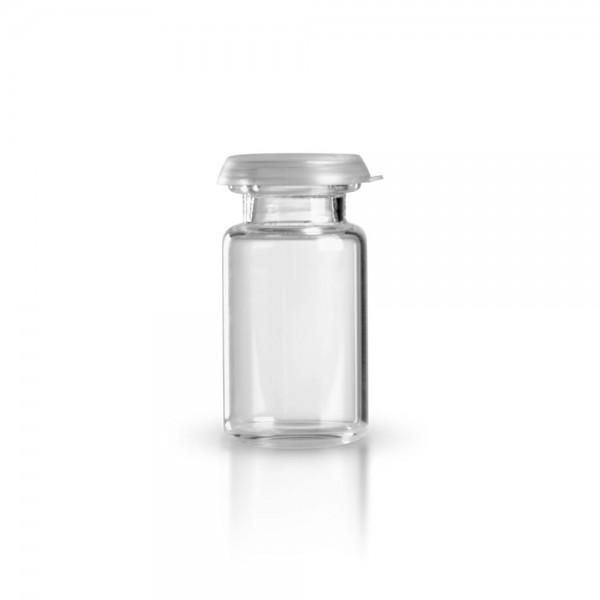 Tablettenglas 5ml mit Schnappdeckel