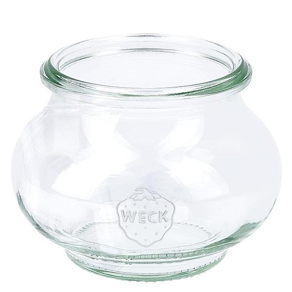 Weckglas - Schmuckglas Unterteil 220ml