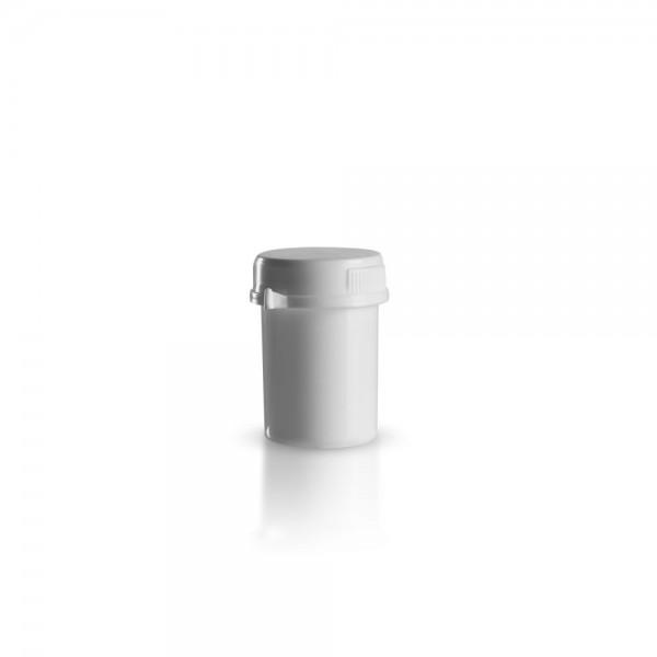 40ml Schraubdose mit Originalitätsverschluss weiß