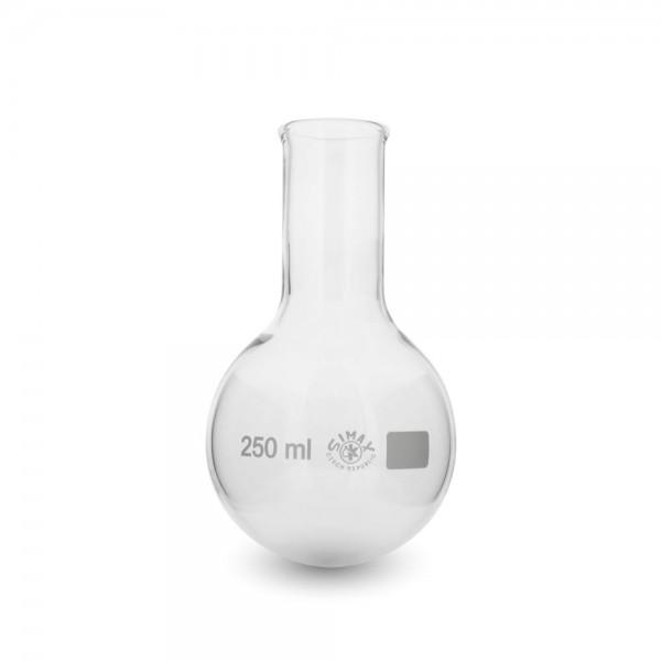 Rundkolben 250 ml Enghals ISO 1773