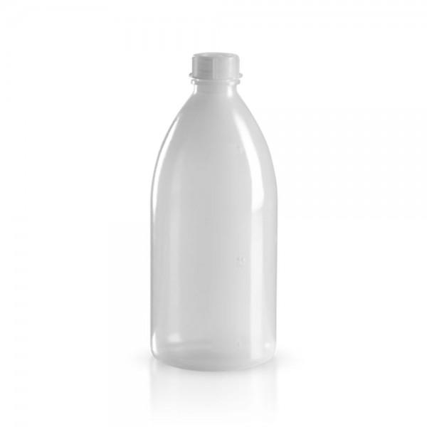 Laborflasche Enghals 500 ml
