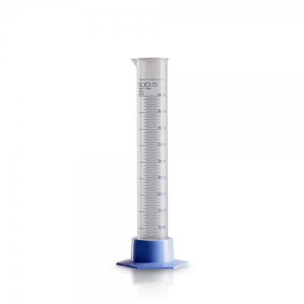 500ml Messzylinder aus Polypropylen (PP)