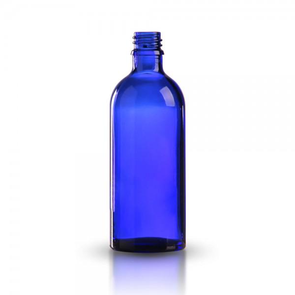 Blauglas Tropfflasche 100 ml
