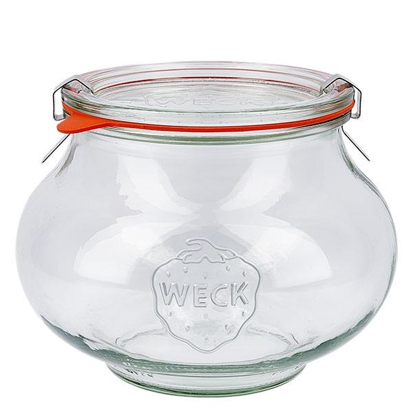 Weckglas - Schmuckglas 1062ml komplett