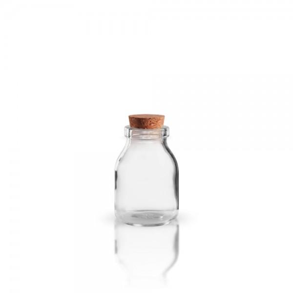 Korkenglas Round 50ml