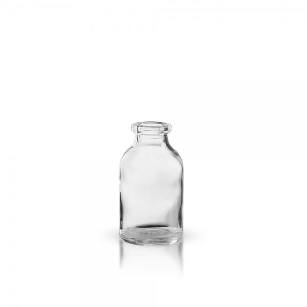 Injektionsflasche Klarglas 20ml
