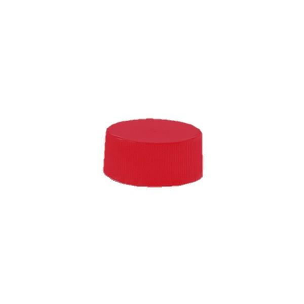 Roter Schraubverschluss mit Kindersicherung ND 25
