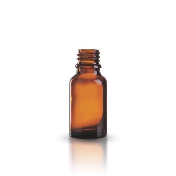 Braunglas Tropfflasche 15 ml
