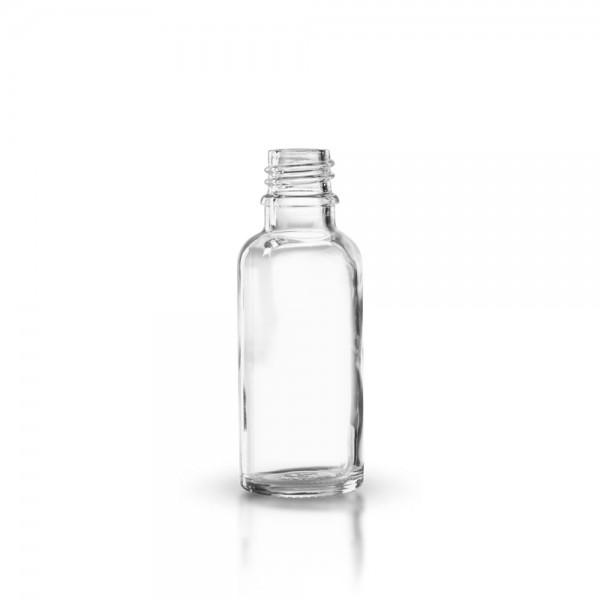Klarglas Tropfflasche 30 ml