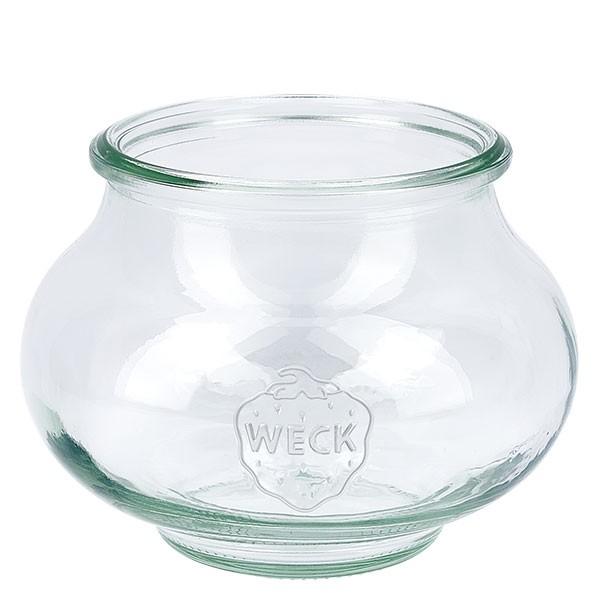 Weckglas - Schmuckglas Unterteil 560ml