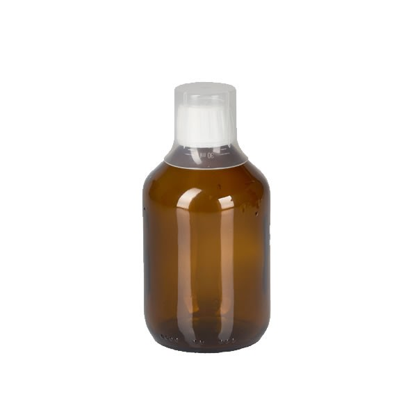 300ml Euro-Medizinflaschen mit Dosierbecher