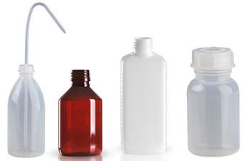kunststoffflaschen plastikflaschen aus pe oder pet gt. Black Bedroom Furniture Sets. Home Design Ideas