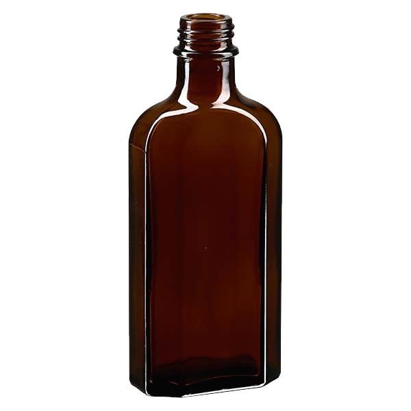 Meplatflasche braun 125ml