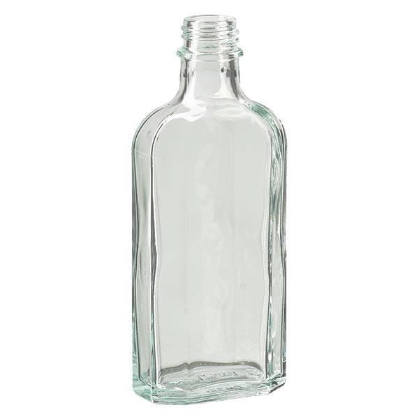 Meplatflasche klar 125ml