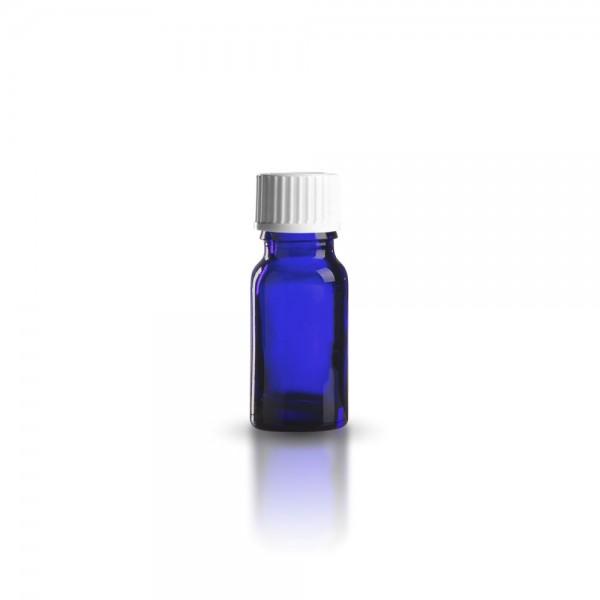 Tropfflasche blau 10ml + Spezialverschluss