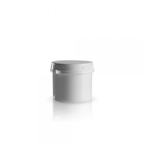 135ml Schraubdose mit Originalitätsverschluss weiß